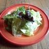 アグアスカリエンテス - 料理写真:ランチのサラダセットのサラダ