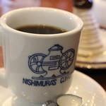 神戸にしむら珈琲店 - コーヒー