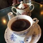よしの - ドリンク写真:H.26.10.26.朝 ブレンドコーヒー 400円