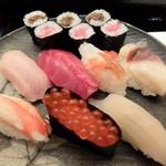 福寿し - 料理写真:上寿司