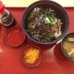 ジョイフル - 料理写真:ネギトロ丼 480円+税
