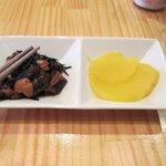 案山子 - お惣菜とお漬物