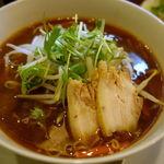龍門飯店 - 龍門麺 880円