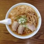 大来軒 - ワンタン麺 ワンタントロトロ〜 麺はもちもち