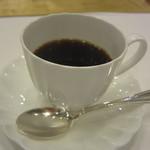 ヴァンセーヌ - コーヒーはお代り出来ます。