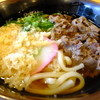 さるびの温泉 椚屋 - 料理写真:さるびのうどん:580円(2014.10月)