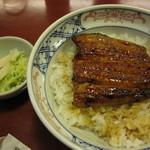 31939181 - ランチうな丼♪
