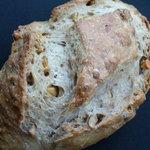 3194819 - 天然酵母玄米黒豆パン