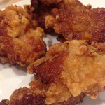 ガスト - 若鶏の唐揚げ