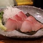 小西鮨 - ソイの昆布締め