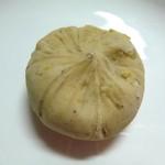 六花亭 - 栗きんとん 原材料は、国産の栗・砂糖、のみ