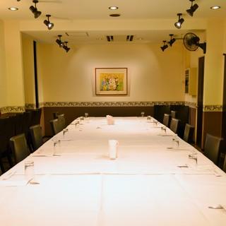 ◆各種ご宴会や法事など大人数でのご予約もOK!