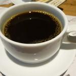 ペシェグラン - コーヒー