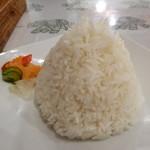 ガルーダ - ご飯はちゃんと長粒米ジャスインライス