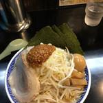 ra-mentsukemengarou - 雅狼麺の全部乗せ