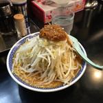ra-mentsukemengarou - 味噌ラーメン