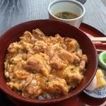 南ばら亭 - 阿波尾鶏親子丼