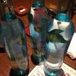 串とんぼ - 梅酒ボトル 飲み放題に含まれてます