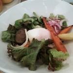 31949475 - 見た目も綺麗なお野菜たっぷりご飯。