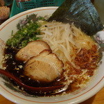 くし坊ラーメン館麺人 - 伊予路の味噌らーめん