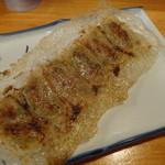 くし坊ラーメン館麺人 - 羽根つき餃子