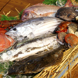 ◇◆四季折々のお魚を!◇◆
