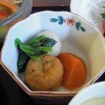 花ごよみ - 天ぷら御膳の 小鉢
