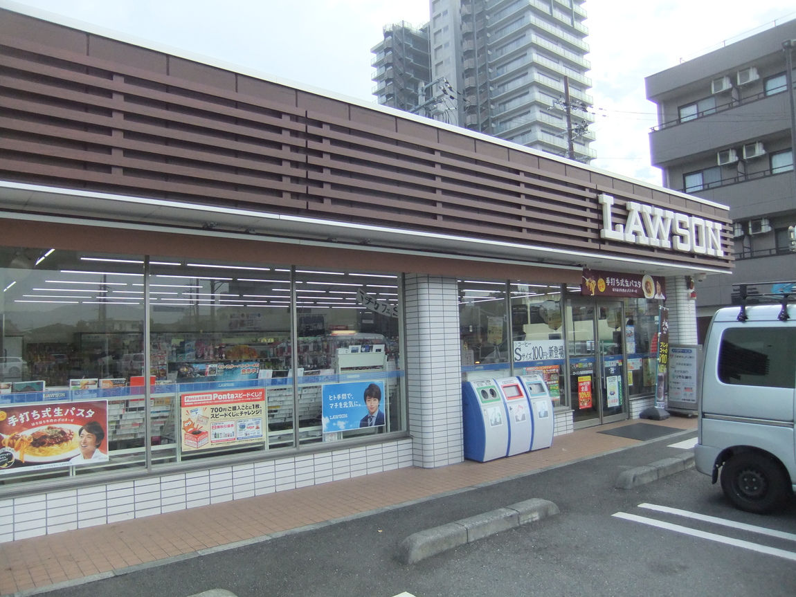 ローソン 亀岡馬堀駅前