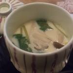 和ビストロ 桂 - 茶碗蒸し