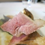 ダルソウシ - スペインバスク豚のロースト アップ