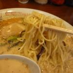 2代目哲麺 - 麺は固めが大好き♪