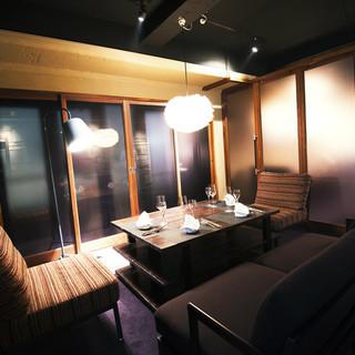 プライベートルーム(個室席)