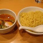 中華そば 青葉  - つけ麺(大盛)