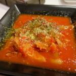 モンドール - トリッパと白インゲンのトマト煮