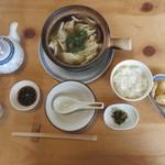 バクテー サリョウ マスキン - 料理写真:バクテーセット 1500円+税