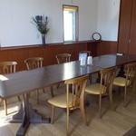 ビアック大盛軒 - ビアック大盛軒 テーブル席2