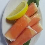 居食屋 フレンド - 料理写真:生ハムチーズ