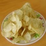 ローソン - ポテトチップス のりしょうゆ味(83g)
