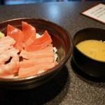 味世司 - 本鮪三色丼 2200円