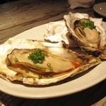 牡蠣 HachiRou 86 - 蒸し牡蠣