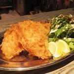 牡蠣 HachiRou 86 - 牡蠣フライ