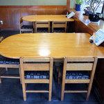 御料理 タイガー - テーブル席
