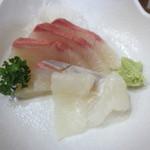 弥助寿司 - 昼定 刺身
