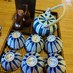 ふくすけ - お茶はセルフサービス