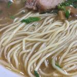 MOJA - 三河屋製麺の麺