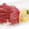HERO海 - 料理写真:馬刺し赤身