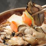 漁火 - 海鮮寄せ鍋