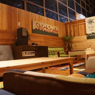 淡路島最大級の倉庫カフェ【お子様歓迎】
