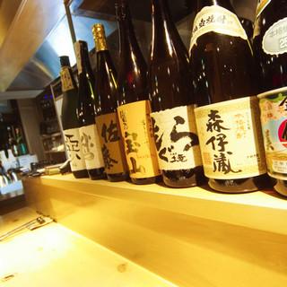 ◇焼酎・日本酒◇プレミアム銘酒・裏メニュー・来店時特典あり◎