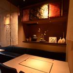 和食鉄板 銀座 朔月 - 会食/記念日にご利用ください
